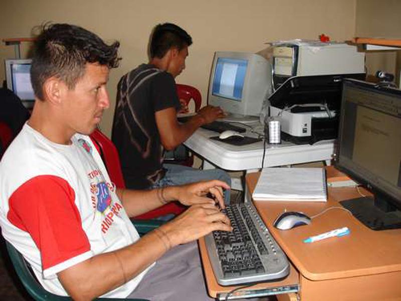 The Yanapuma Computer Proficiency Course