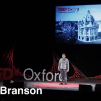 Fred Branson TED Talk