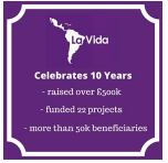 La Vida's Latest Newsletter